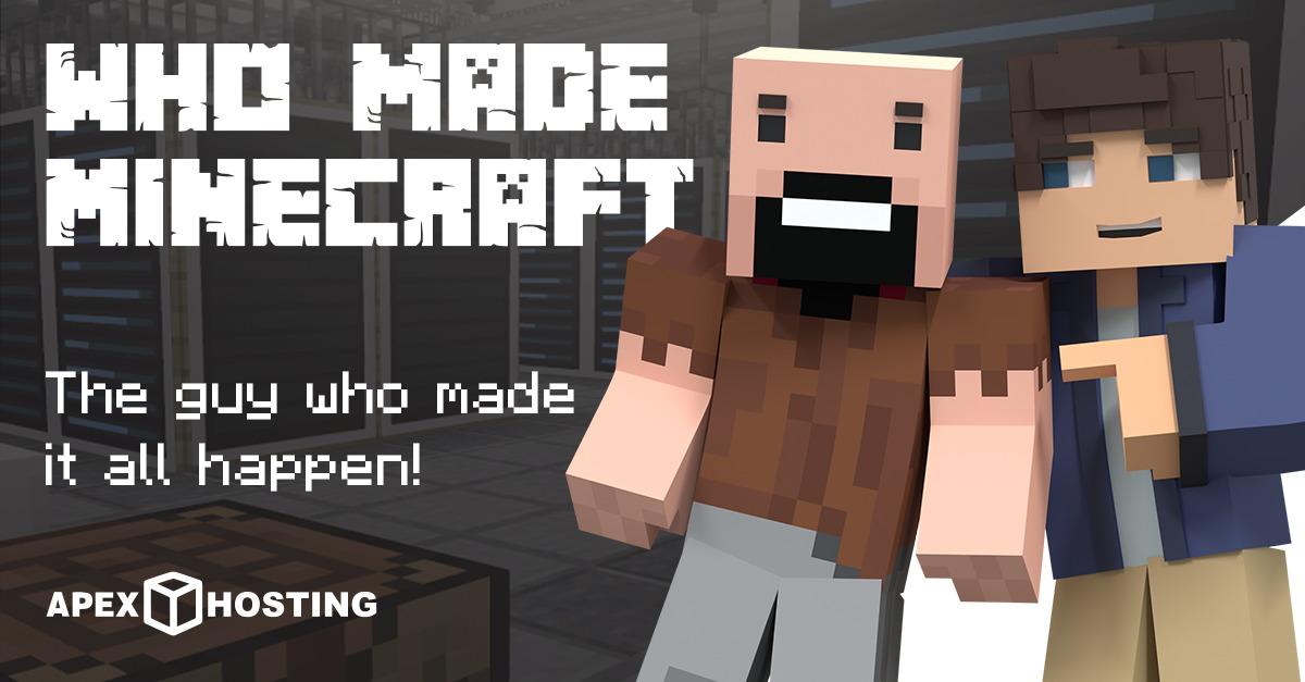 Who Created Minecraft?